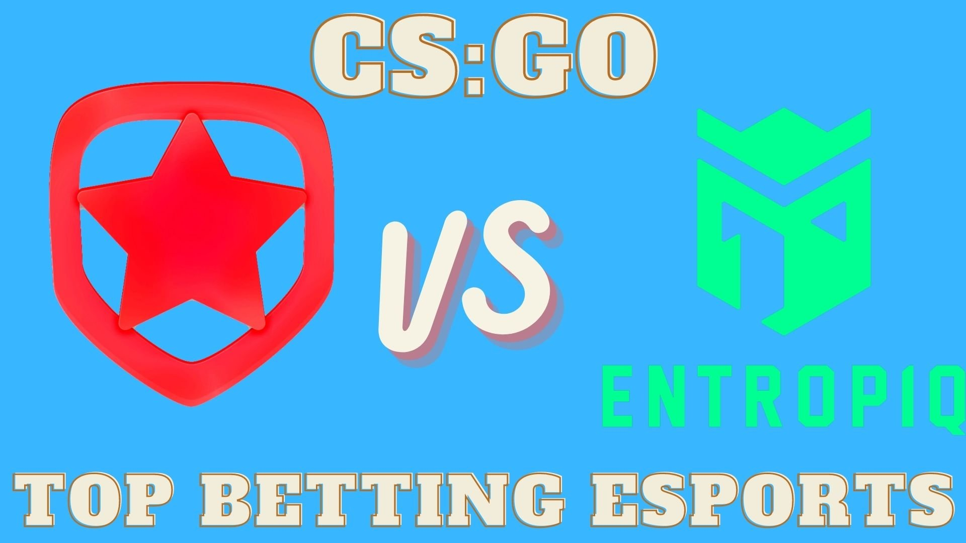 CS:GO Gambit vs Entropic prediction