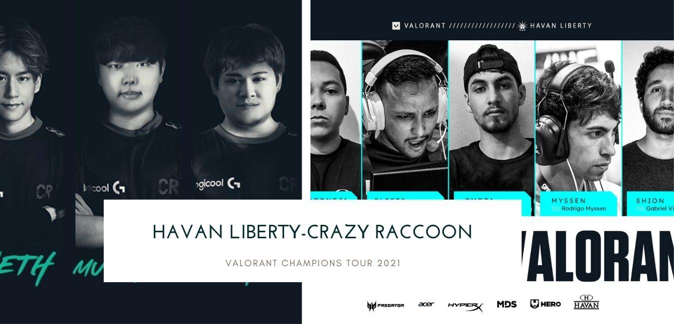 Valorant Master Havan Liberty-Crazy Raccoon