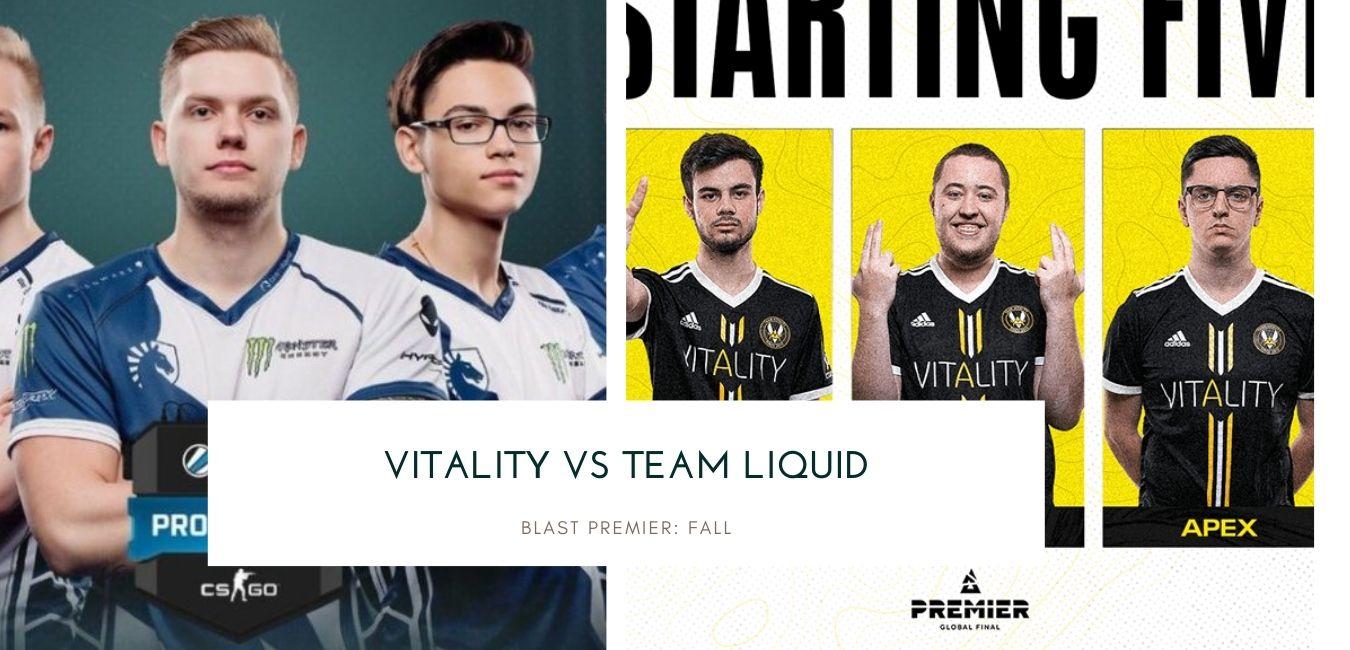Vitality vs Team Liquid
