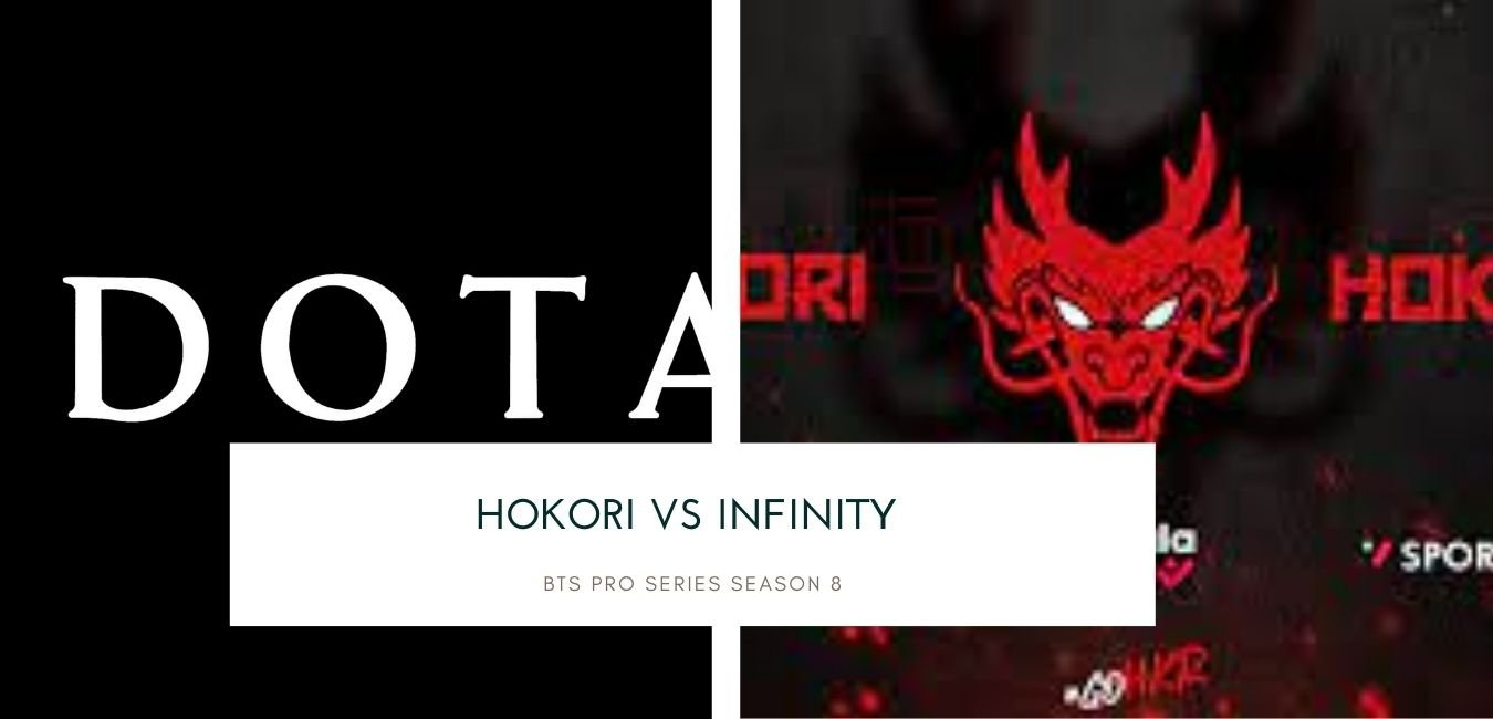 BTS Pro Series Season 8 Hokori vs Infinity