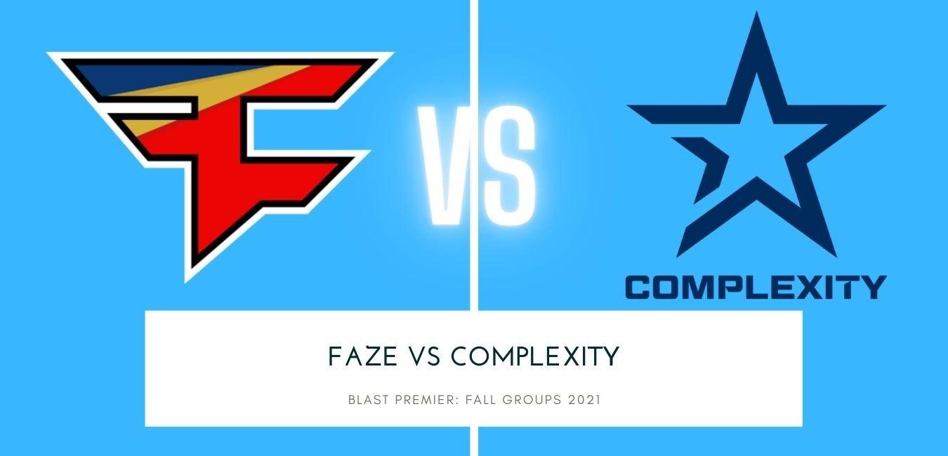 CS:GO Betting FaZe vs Complexity