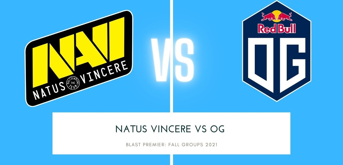 CS:GO Premier Fall Natus Vincere vs OG