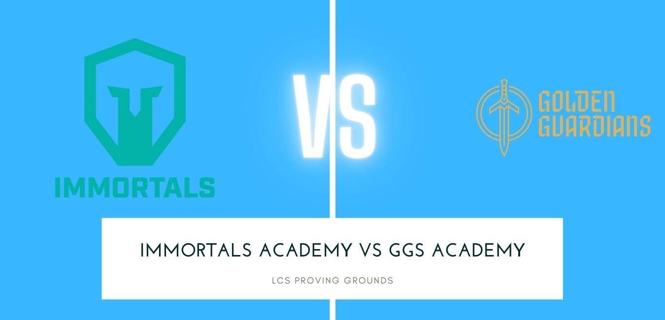 immortals Academy vs GGS Academy