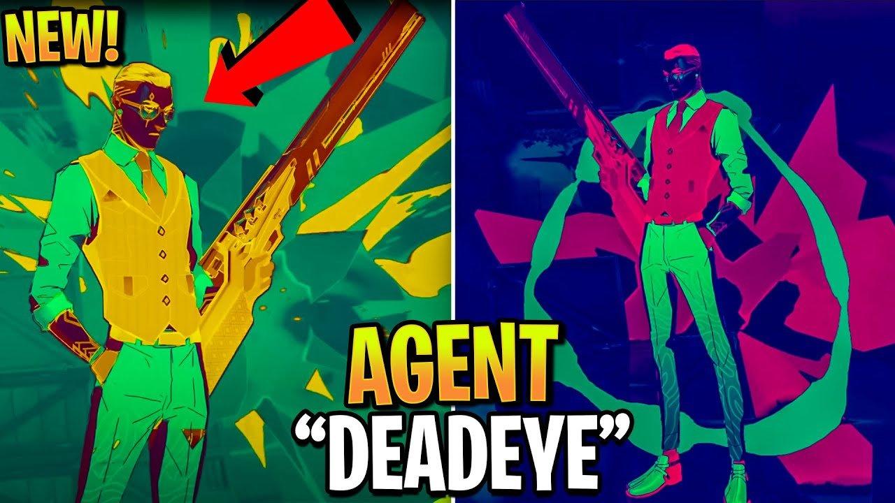 VALORANT new Agent: Deadeye