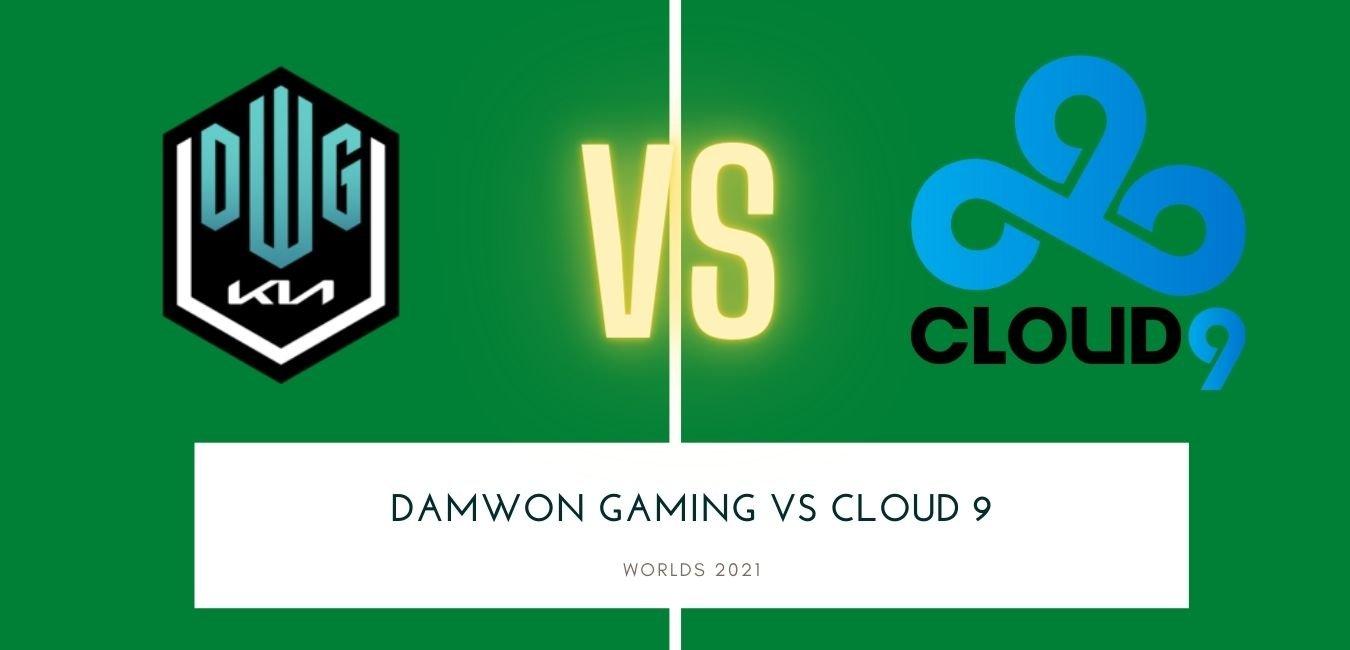 DAMWON Gaming vs Cloud 9