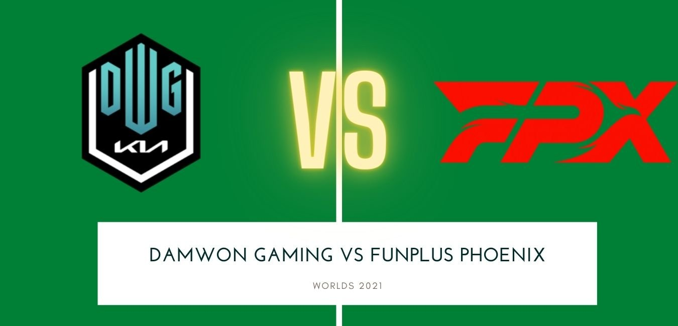 DAMWON Gaming vs FunPlus Phoenix