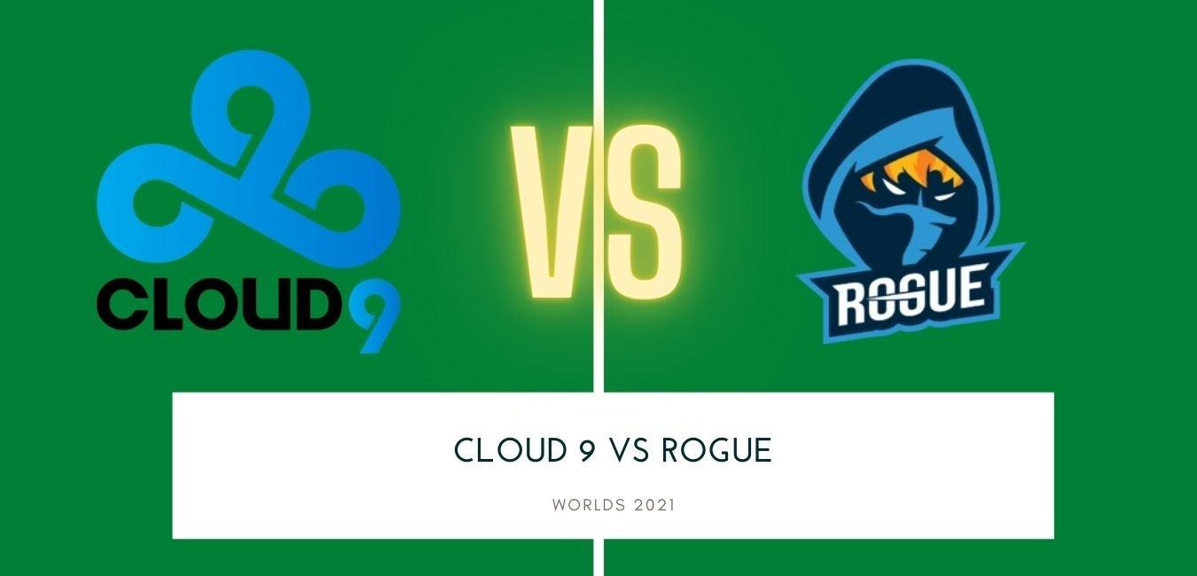 Cloud 9 vs Rogue