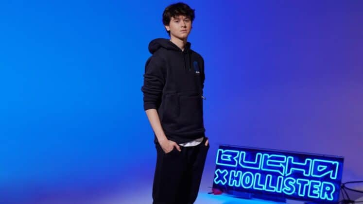 BUGHA Joins Hollister as Chief Gaming Scout