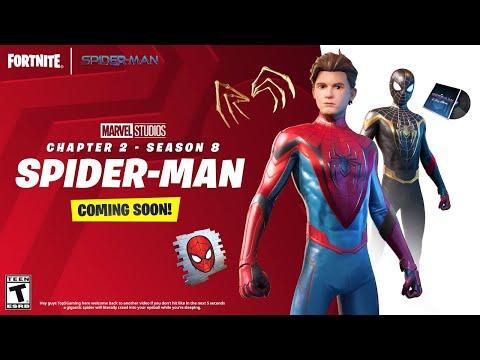 Spider-man in Fortnite? Trustworthy Leak Claims So
